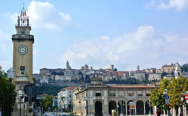Kaunis Bergamo
