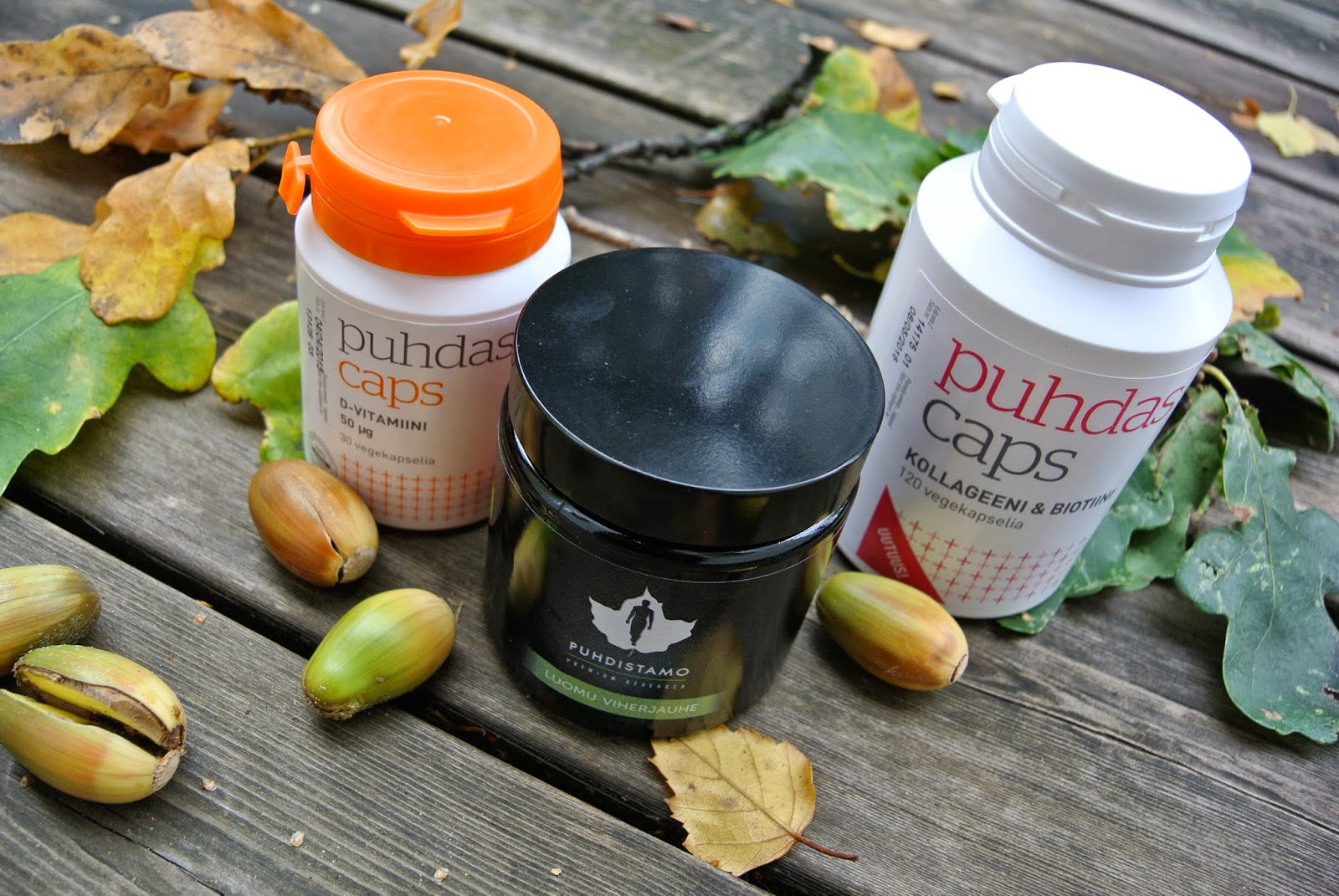 Boost your immunity- vitamiiniarvontaa!
