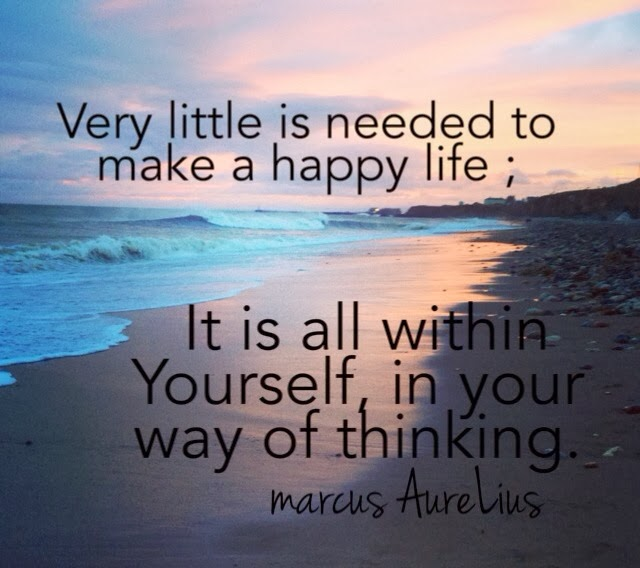 Happiness is in You!