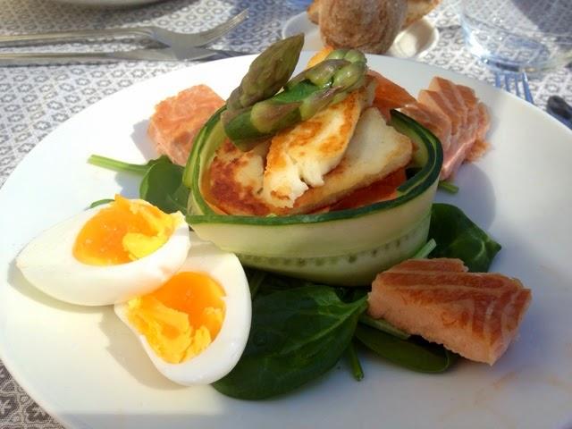 Ten Minute Lunch #3 -Inspired by Laduree