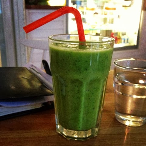 Green time of the day :)