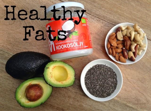 Healthy Fats & Salade Caprese