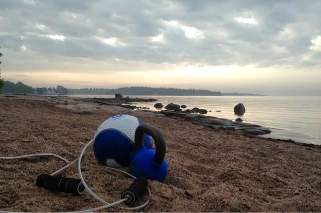 Bootcamp Meren Rannassa